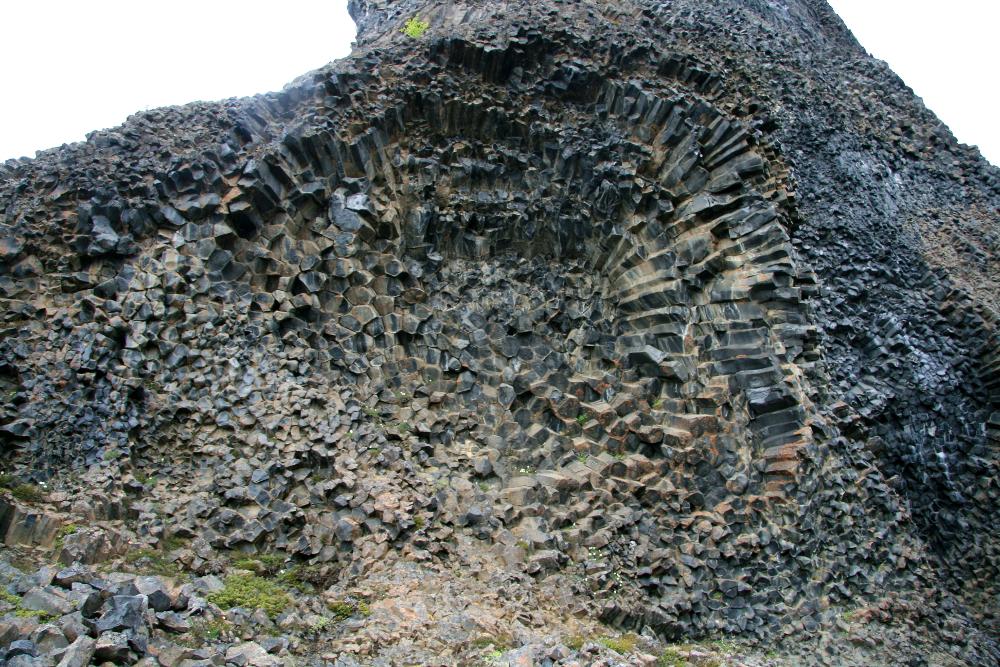 Basalt Hljóðaklettar