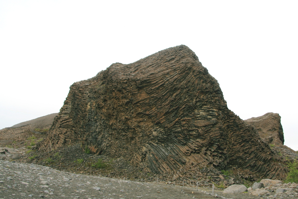 Basaltformation Hljóðaklettar