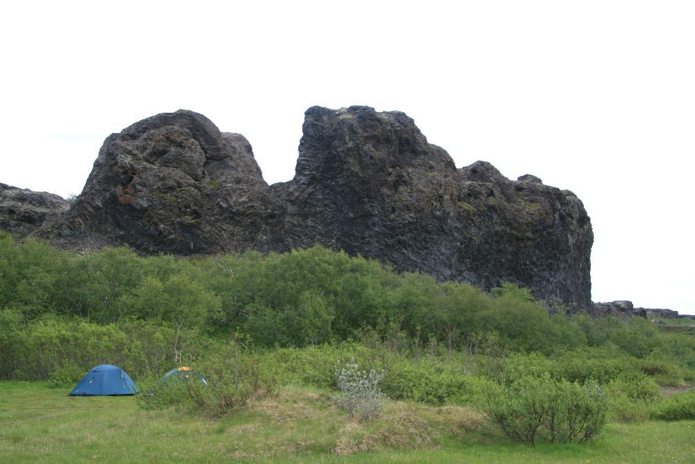 Campingplatz Vesturdalur