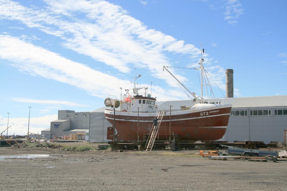 Skagastroend Hafen