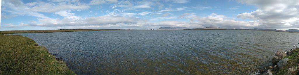 Panorama Ölvesvatn