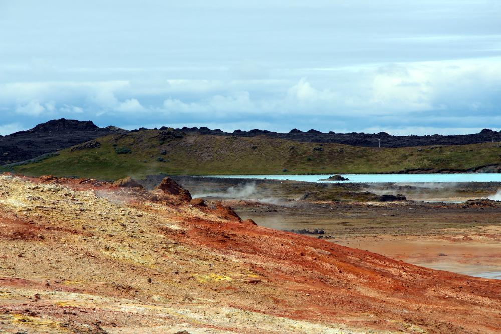 Geothermalgebiet Gunnuhver