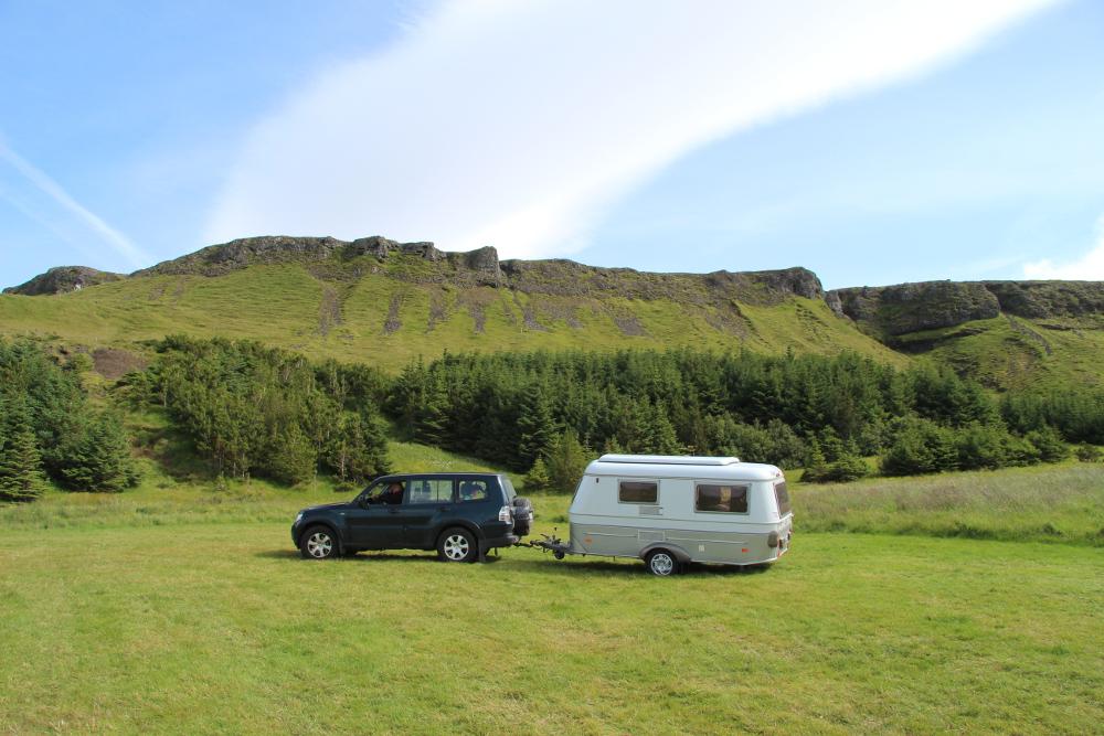 Campingplatz Ólafsvík