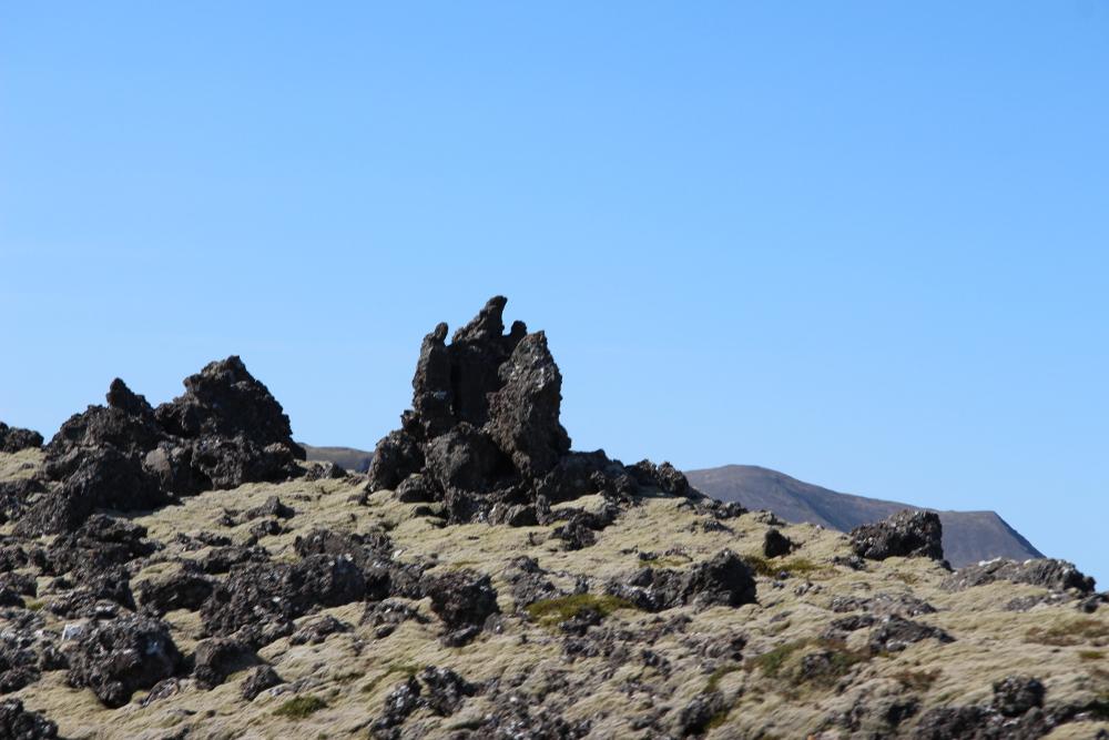 Lava auf Snæfellsnes, Berserkjahraun