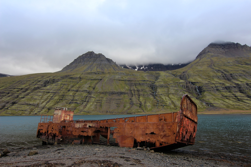 Landungsbootwrack