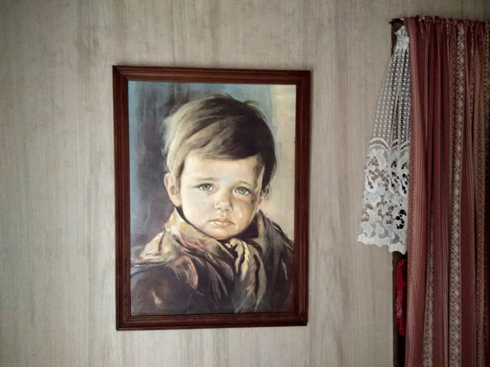 Kinderportrait im Alten Haus