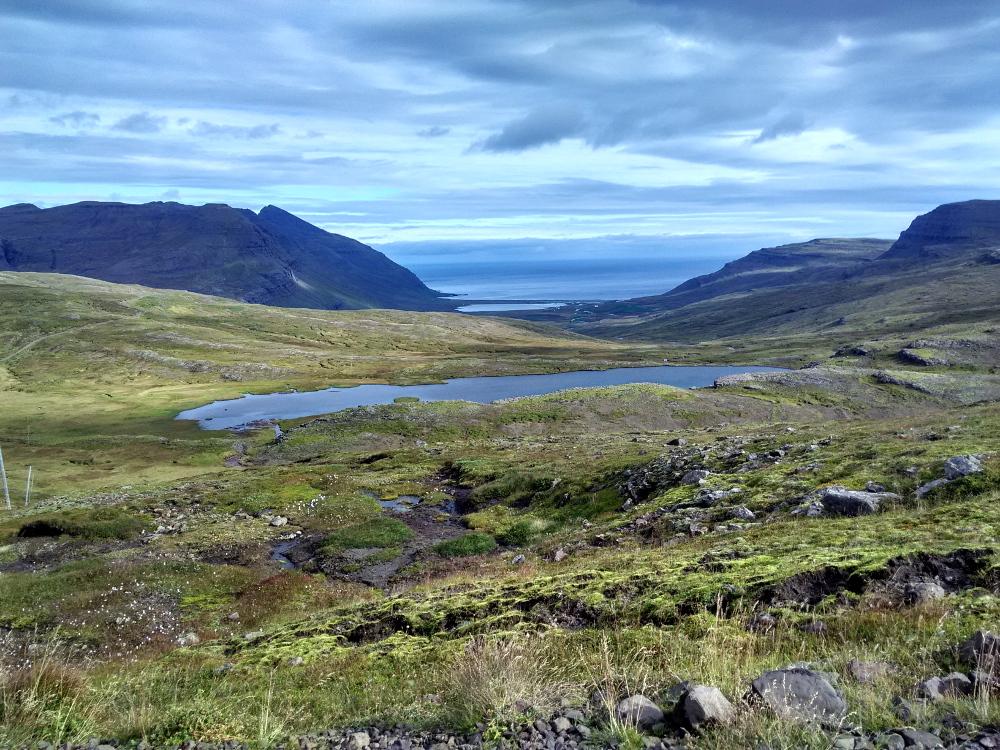 Pass nach Vaðlavík